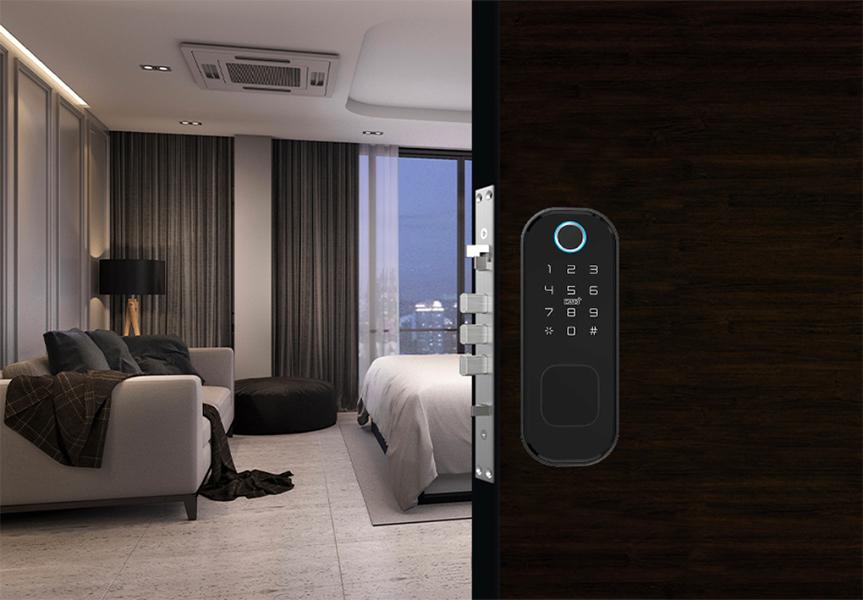 公寓智能锁