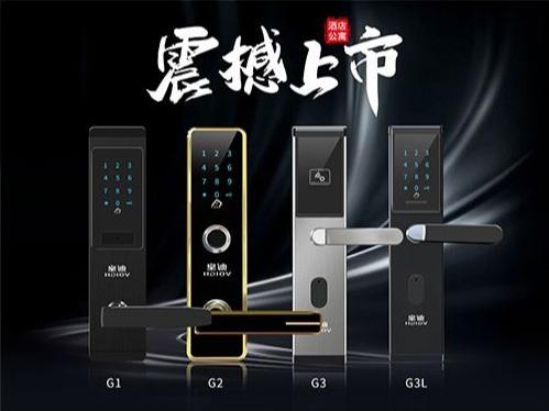 无线联网智能门锁比机械锁更加优越