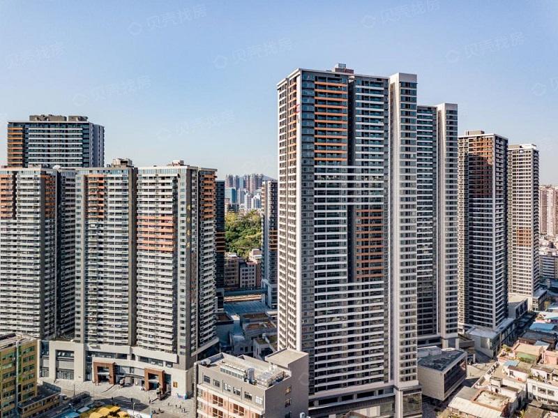深圳深业东岭长租公寓装上皇迪公寓智能锁